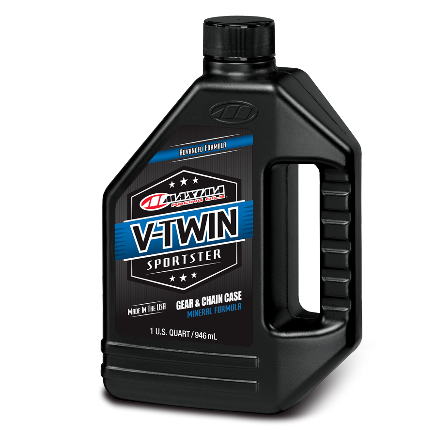 ACEITE PARA MOTOR V-TWIN SPORTSTER MAXIMA